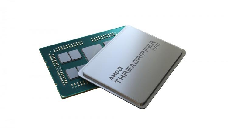 AMD 라이젠 스레드리퍼 PRO 프로세서 [사진=AMD]
