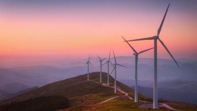 한전, 저풍속에도 출력 가능한 중형풍력발전기 개발