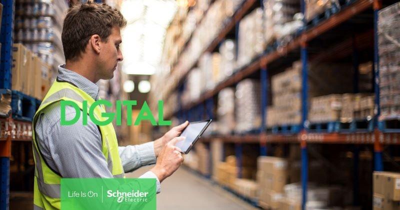 슈나이더 일렉트릭은 가트너가 선정한 공급망 관리 상위 25개 기업에서 4위를 차지했다.