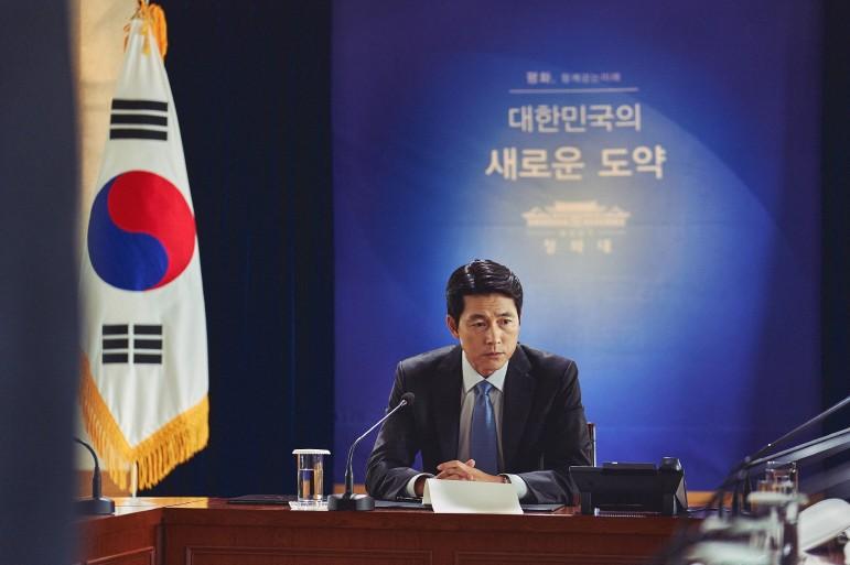 영화 '강철비2: 정상회담' 스틸 사진 / 롯데엔터테인먼트 제공
