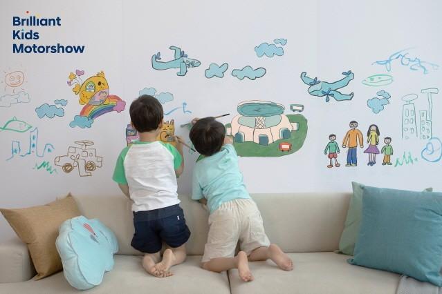 현대차, '제5회 브릴리언트 키즈 모터쇼' 온라인 개최