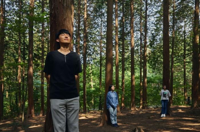 국립장성숲체원 산림치유프로그램 전경(제공:산림청)