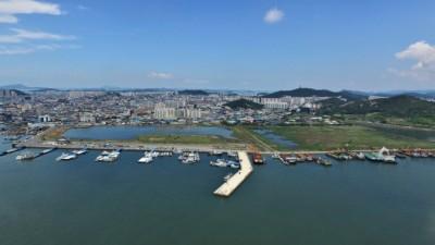 목포 남항, 친환경 선박 메카로 거듭난다