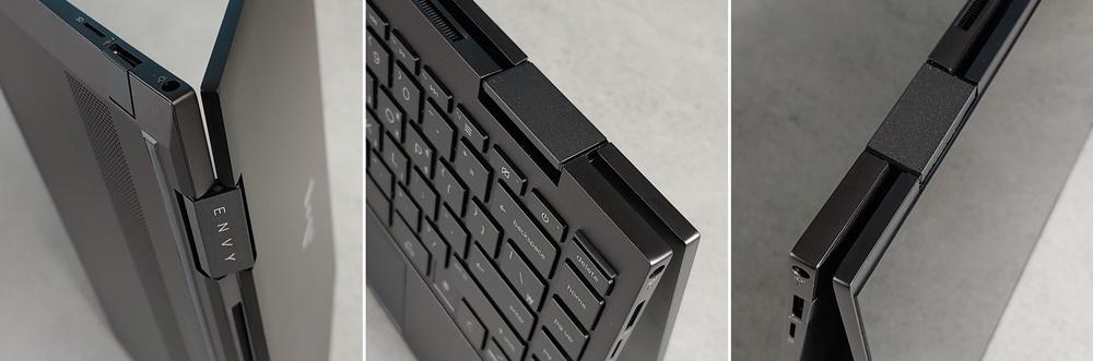 [터치앤리뷰] 더 작고 진해진 가성비 'HP 엔비 x360 13'