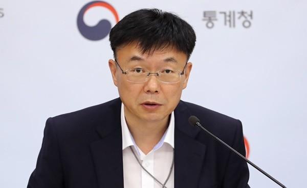 안형준 통계청 경제통계심의관 사진 = news1