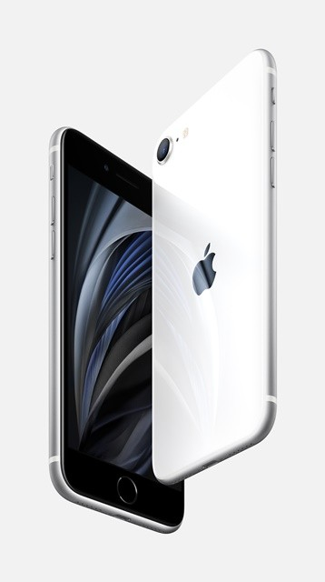 애플의 효자노릇을 한 아이폰SE 사진 = sk텔레콤
