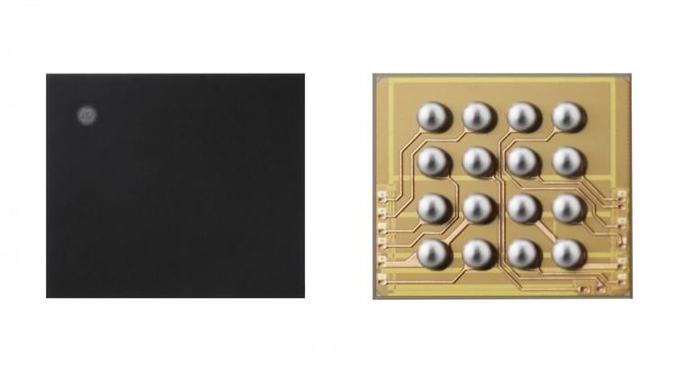 삼성전자 차세대 핵심 보안칩 'S3FV9RR' [사진=삼성전자]
