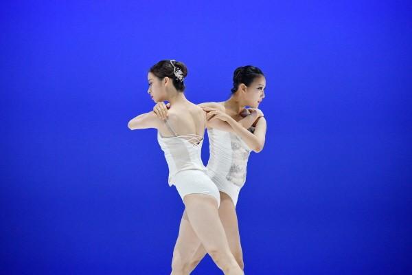 'Swan Lake ; The Wall' 공연사진. 사진=한국문화예술위원회 제공 ⓒ옥상훈