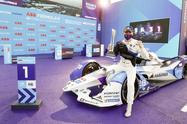 BMW, 포뮬러 E 챔피언십 8라운드 역전 우승