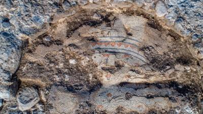 이스라엘서 1,300년 된 고대 교회 발굴