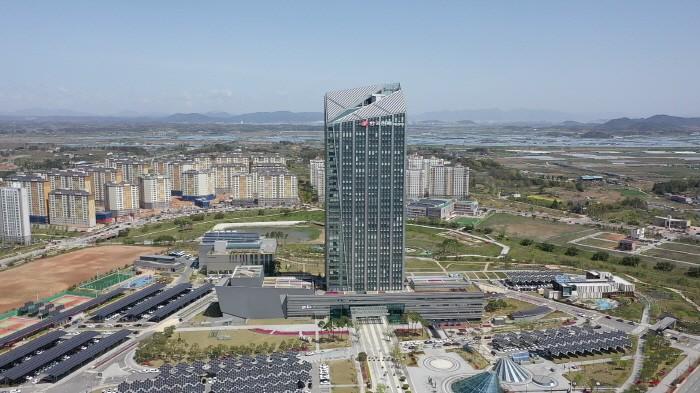 한국전력공사 나주 본사(제공:한국전력공사)