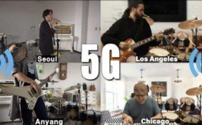 이모션웨이브, 국내 최초 비대면 온라인 합주와 콘서트를 위한 '5G 콘서트존' 개발