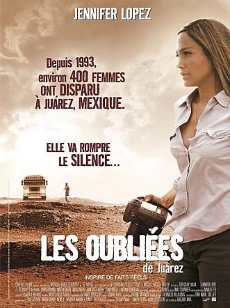 영화 '보더타운' 포스터