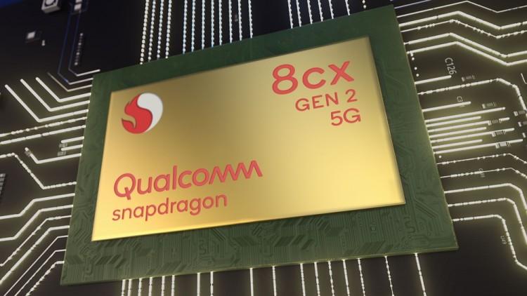 퀄컴 2세대 스냅드래곤 8cx 5G 컴퓨트 플랫폼 [사진=퀄컴]