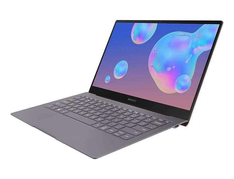 갤럭시북 S는 퀄컴 스냅드래곤 컴퓨트 플랫폼(2019년 출시)과 인텔 레이크필드(2020년 출시)를 탑재한 두 가지 제품으로 출시됐다. [사진=삼성전자]