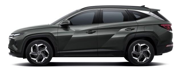 현대차, '올 뉴 투싼' 세계 최초 공개