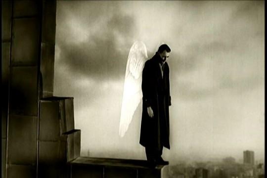 영화 '베를린 천사의 시' 스틸 컷