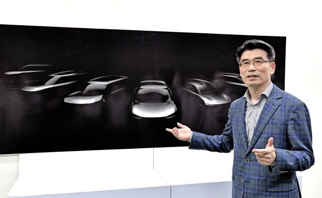 기아자동차, 차세대 전기차 라인업 7종 스케치 공개