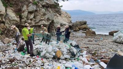 국립공원공단, 해수부·지자체와 해양쓰레기 수거에 나서