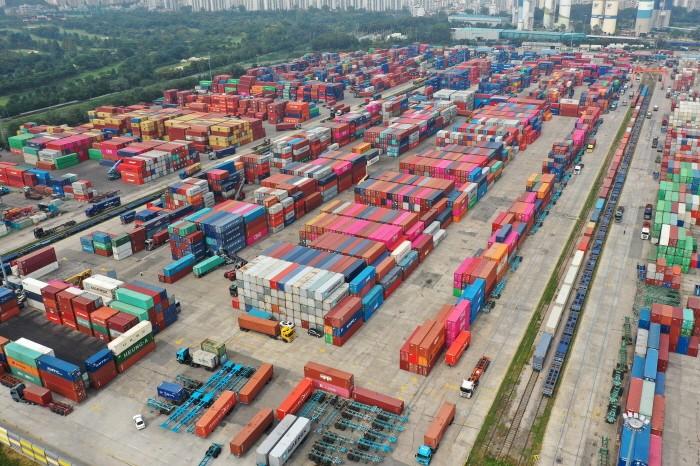 9월 1~20일 수출이 3.6% 증가했다 사진 = 뉴스1