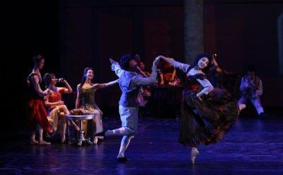 [ET-ENT 발레] '레미제라블' 세계 최초 창작 발레에서, 발레리나 김순정이 악역을 표현하는 방법
