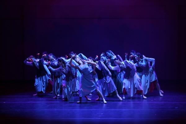 '레미제라블' 공연사진. 사진=댄스시어터샤하르 제공