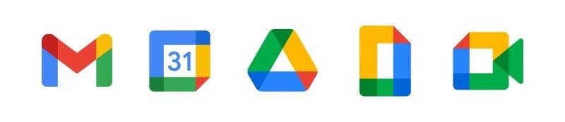 구글 스페이스 아이콘