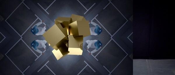 '다공성 계곡 2: 트릭스터 플롯' 스틸사진. 사진=춘천영화제 제공