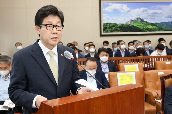 조명래 환경부 장관(제공:News1)