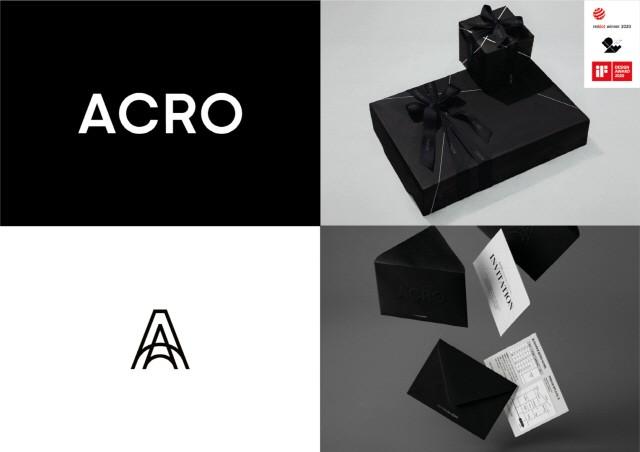 세계 3대 디자인 어워드 그랜드 슬램 달성한 신규 아크로 BI 디자인