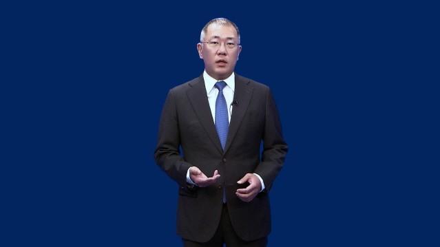 정의선 수석부회장, 현대자동차그룹 회장 취임