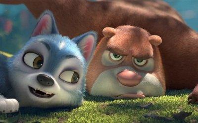 [ET-ENT 영화] '부니베어: 원시시대 대모험' 늑대에게 귀여운 강아지라니? 늑대의 가축화를 상징한 대사?