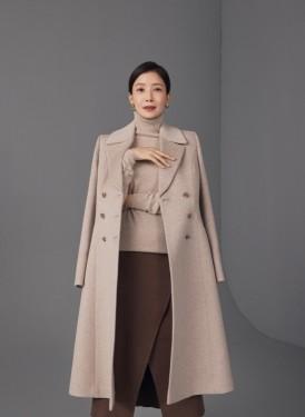 에셀리아 겨울 신상품 윤세아 화보