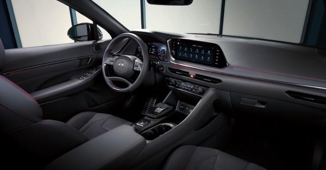 현대자동차, 고성능 '쏘나타 N 라인' 출시