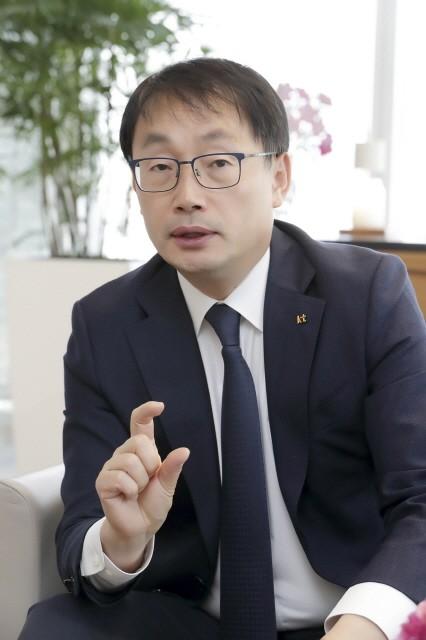 GSMA 이사회의 멤버로 선임된 KT 구현모 회장