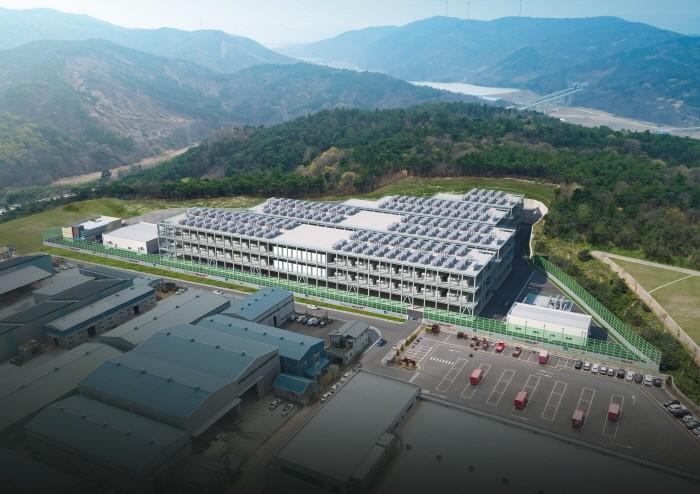 경주연료전지 조감도(제공:경북도)