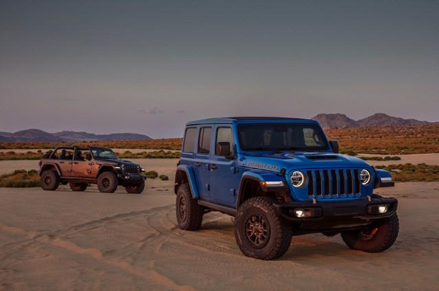 지프(Jeep), 470마력 '랭글러 루비콘 392' 출시