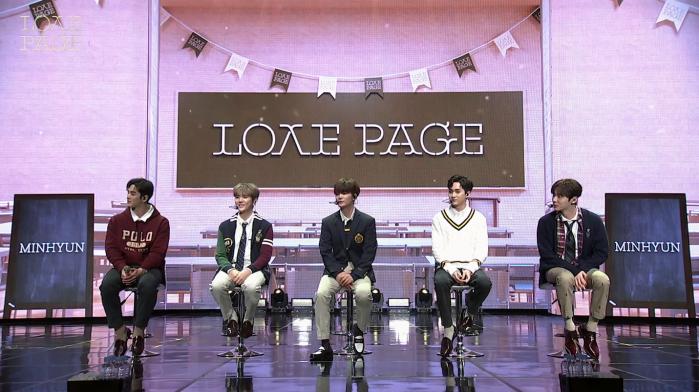 그룹 뉴이스트가 온라인 팬미팅 'L.O.Λ.E PAGE'를 개최했다. (사진=플레디스엔터테인먼트 제공)