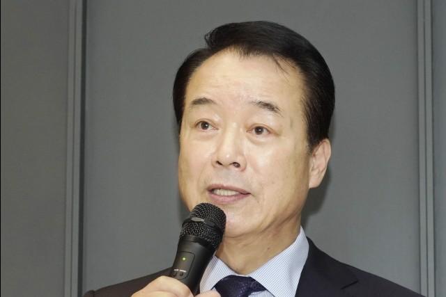 정우영 전임 사장