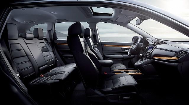 [시승기] 혼다 CR-V, 토요타 RAV4보다 나은 점은?