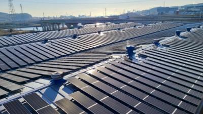 동서발전·LH 산단 태양광 보급 협약...친환경에너지 확대