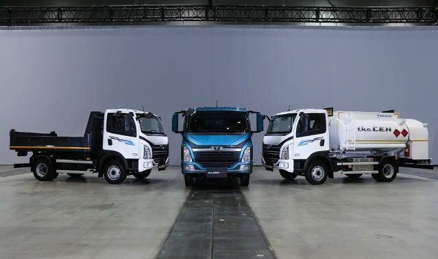 타타대우상용차, 새로운 준중형 트럭 '더 쎈(the CEN)' 출시
