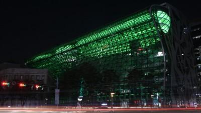 서울시청 건물 '녹색조명' 밝힌다...파리기후협정 지지