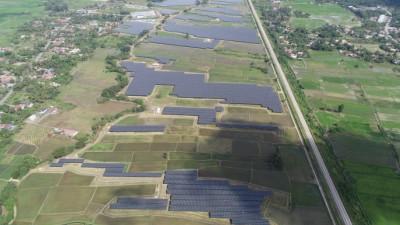 한화에너지, 말레이시아 48MW급 태양광 발전소 준공