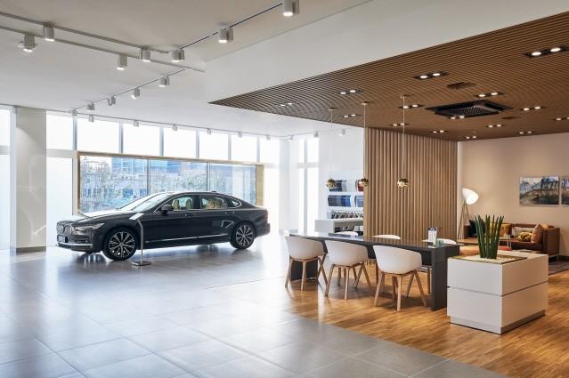 볼보자동차, 부천 전시장·서비스센터 신규 오픈