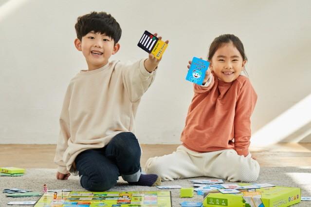 벤츠 사회공헌위원회, 어린이 교통안전문화 게임 2종 공개