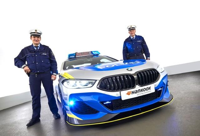 한국타이어, 'BMW 850i xDrive 쿠페'와 '튠 잇! 세이프!' 캠페인 후원