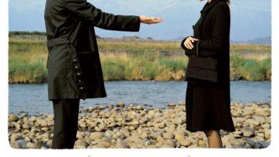 [안치용의 시네마 인문학] 가족을 버린 아버지가 객사하며 작은 돌멩이를 꼭쥐고 있던 이유는, 영화 '굿바이'