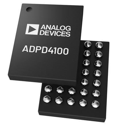아나로그디바이스의 다중모드센서 프론트 엔드 ADPD4100 및 ADPD4101