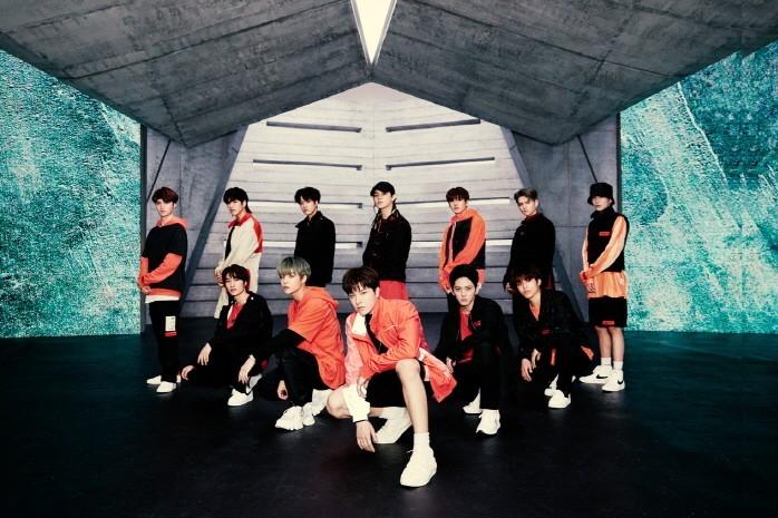 제 35회 골든디스크 어워즈 음반 신인상 '트레저' (사진=YG엔터테인먼트 제공)